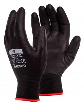 Rękawice Drop Black
