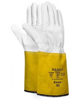 Rękawice spawalnicze Gazela Premium
