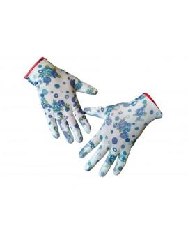Rękawiczki ogrodowe damskie  Blue Rose